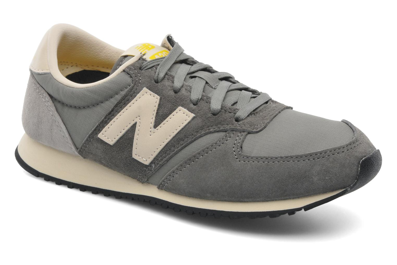 Sneakers New Balance U420 W Grijs detail