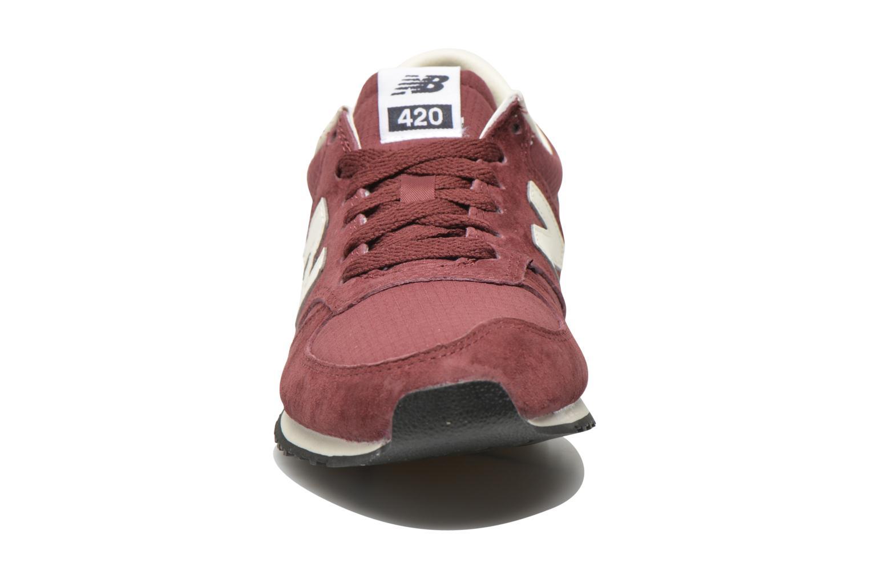 Sneakers New Balance U420 W Bordeaux model
