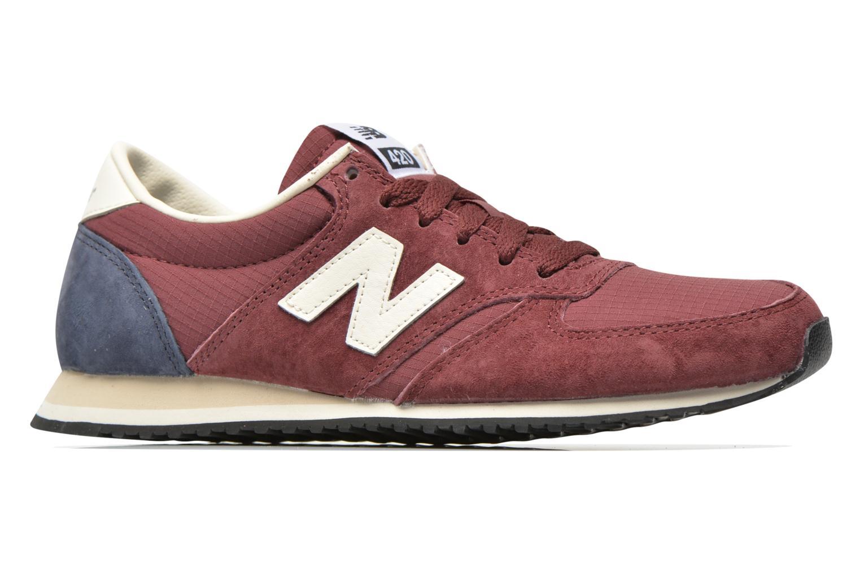 Sneakers New Balance U420 W Bordeaux se bagfra