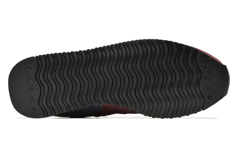 Sneakers New Balance U420 W Bordeaux boven