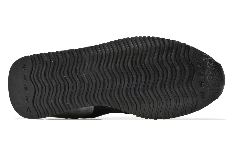 Sneaker New Balance U420 W schwarz ansicht von oben