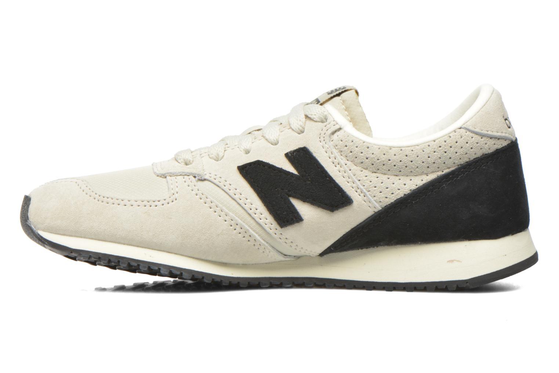 Sneaker New Balance U420 W grau ansicht von vorne