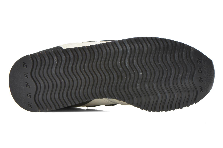 Sneaker New Balance U420 W grau ansicht von oben