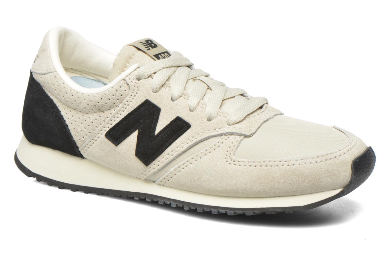 Sneaker New Balance U420 W grau detaillierte ansicht/modell