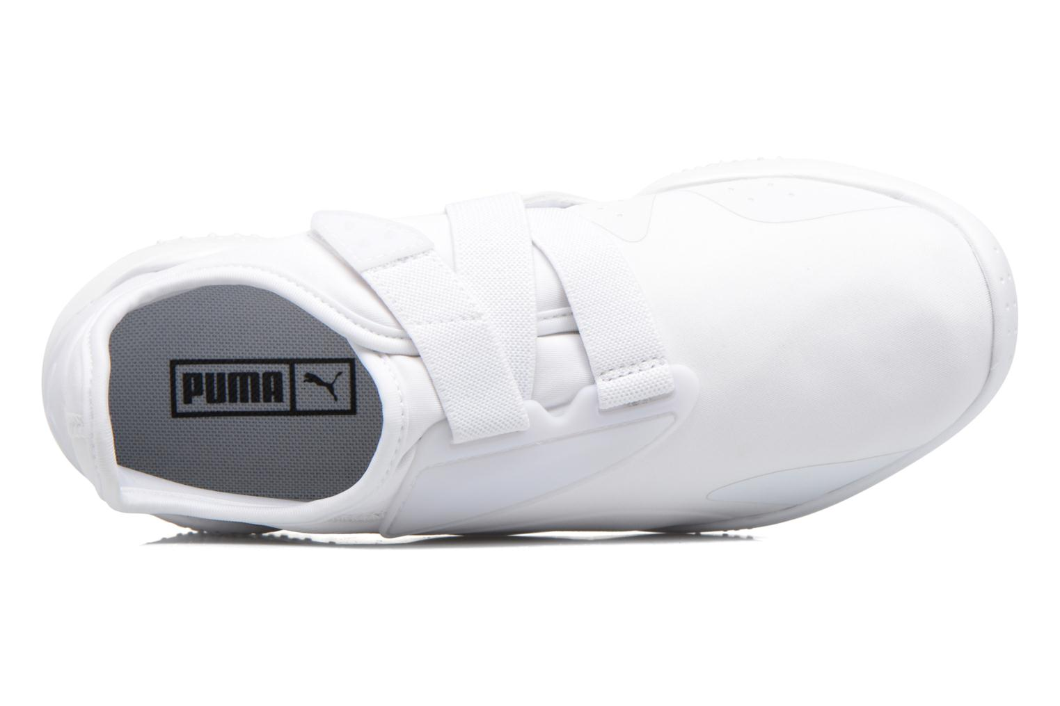 Trainers Puma Mostro W White view from the left