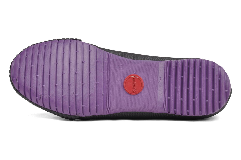 Fe Lo Male Canvas Black Red Purple Orange