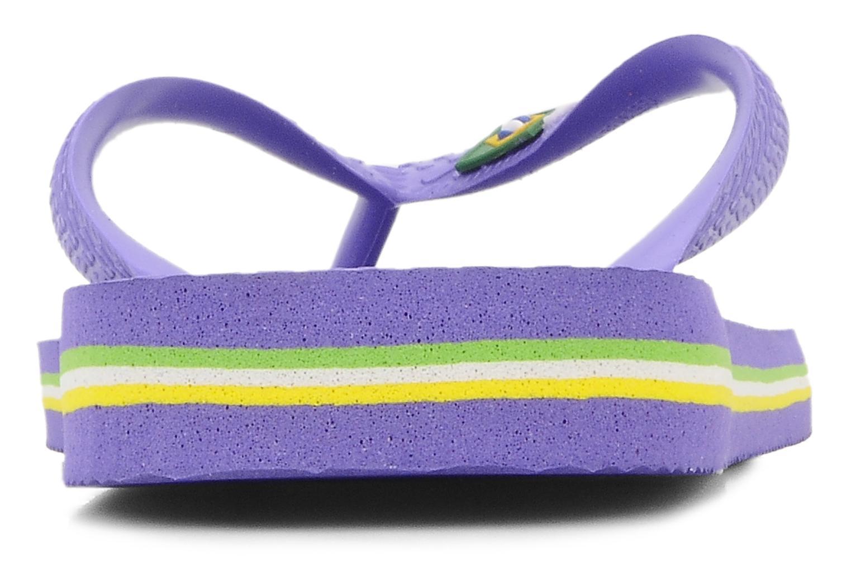 Brasil Logo F Purple