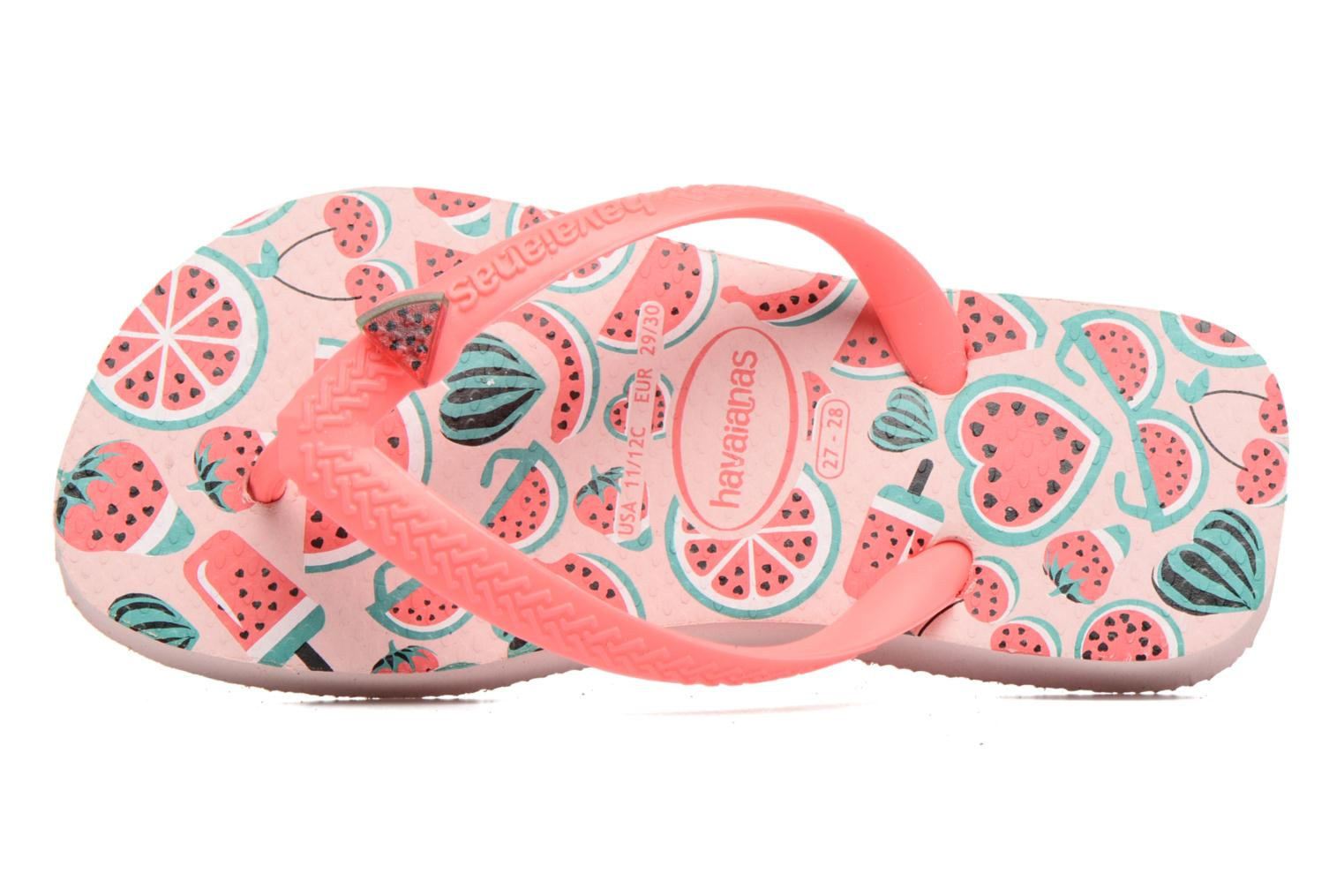Slippers Havaianas Kids Fun Roze links