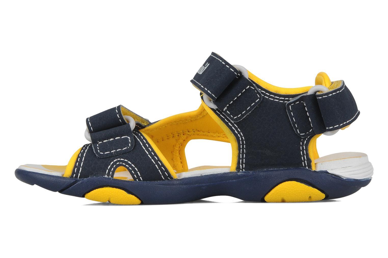 Sportschoenen Timberland Sandal Riverquest 3 Strap Blauw voorkant