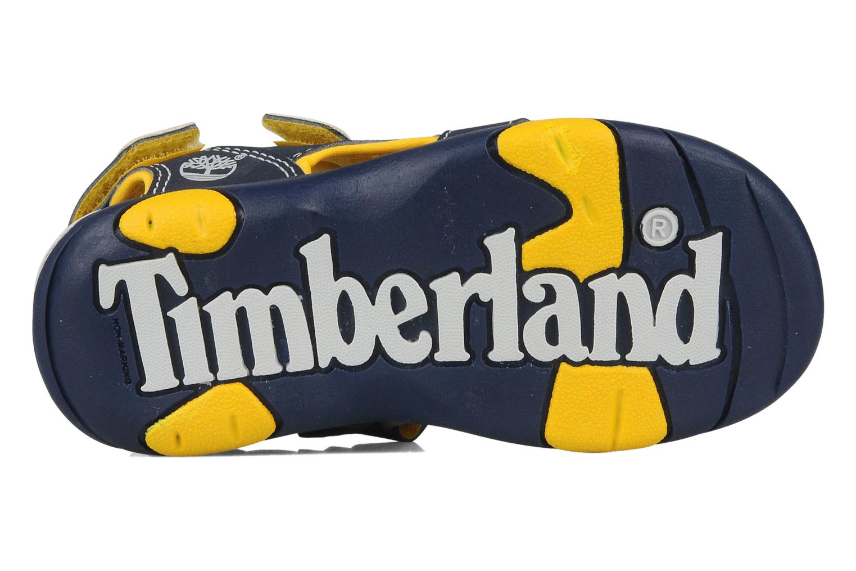 Sportschoenen Timberland Sandal Riverquest 3 Strap Blauw boven