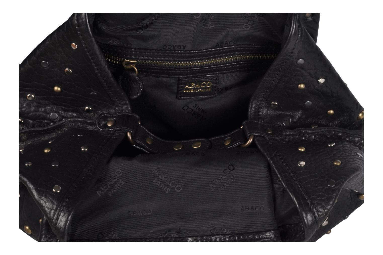 Bolsos de mano Abaco Perette Java Clou Negro vista lateral izquierda