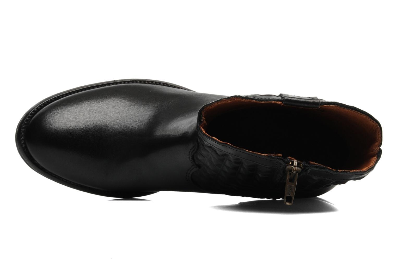 Boots en enkellaarsjes Pastelle Elsa Zwart links