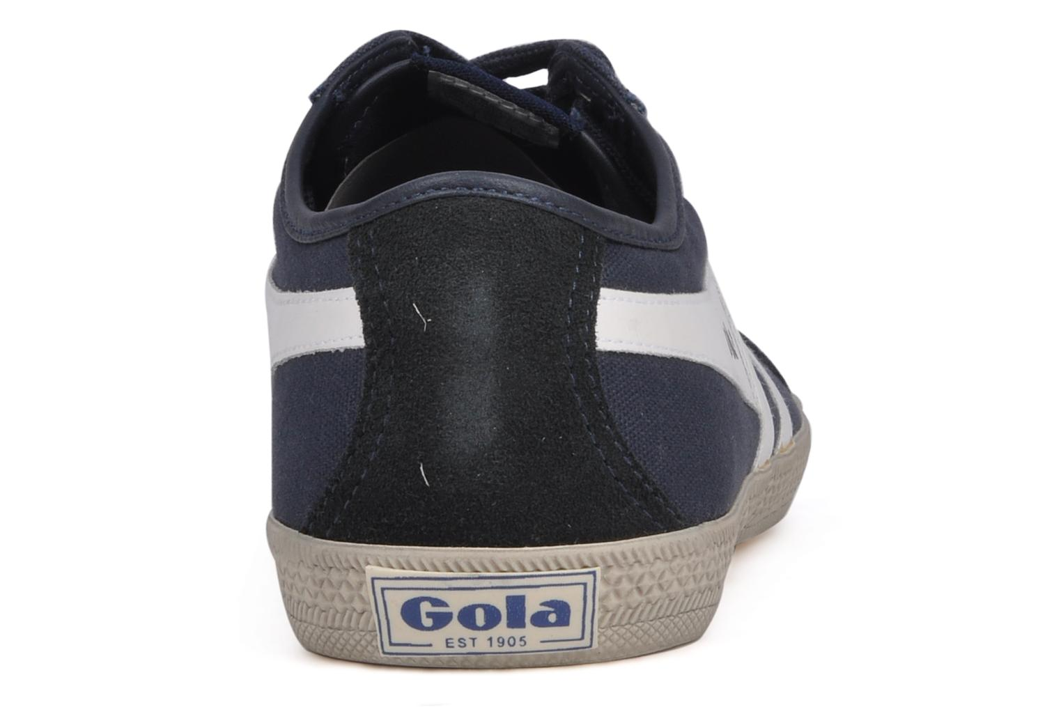 Trainers Gola Quarrel M Blue view from the right