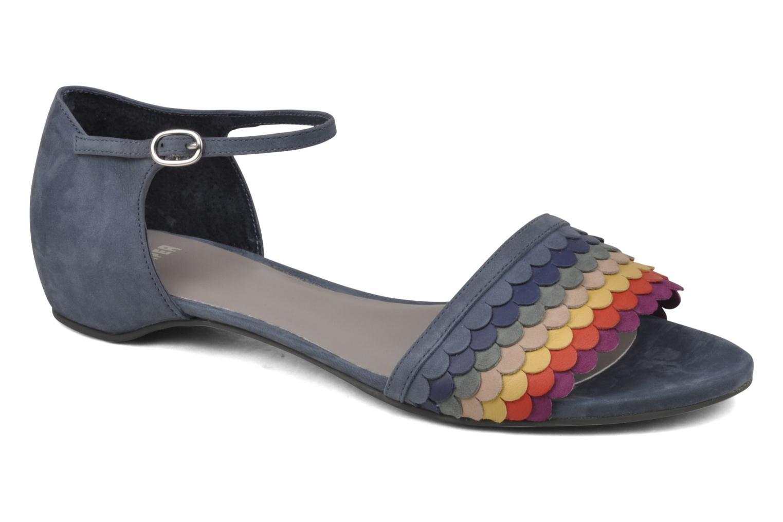 Sandales et nu-pieds Camper TWS 21159 Multicolore vue détail/paire