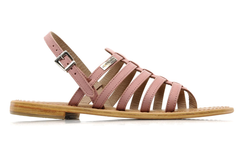 Sandales et nu-pieds Les Tropéziennes par M Belarbi Hook Rose vue derrière