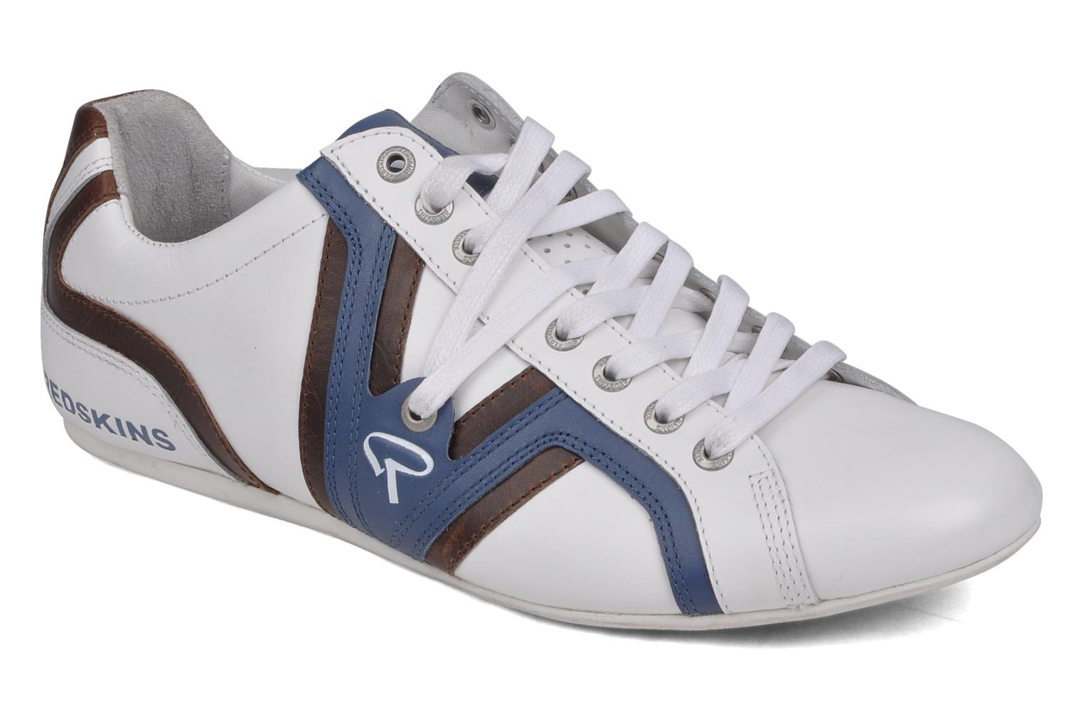 Trainers Redskins Truand White detailed view/ Pair view