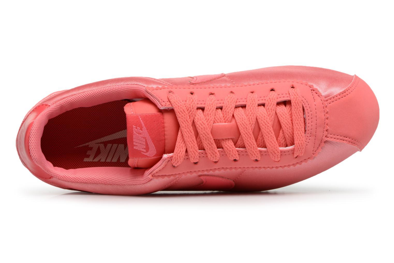 Wmns Classic Cortez Nylon Sea Coral/Sea Coral-Tropical Pink-Sail