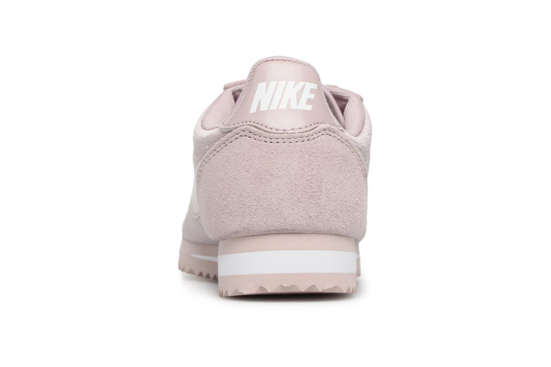 Sneaker Nike Wmns Classic Cortez Nylon rosa ansicht von rechts