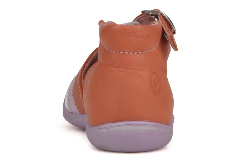 Sandalen GBB Lou Multicolor rechts