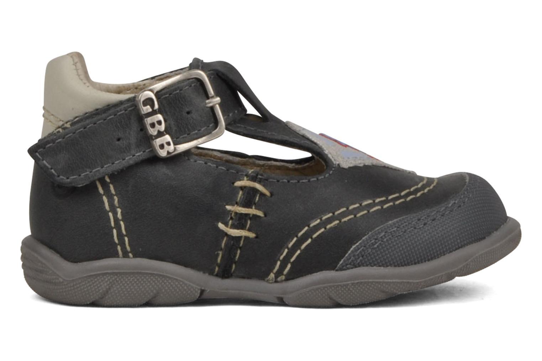 Stiefeletten & Boots GBB Leopold grau ansicht von hinten