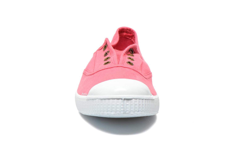 Baskets Victoria Victoria Elastique W Rose vue portées chaussures