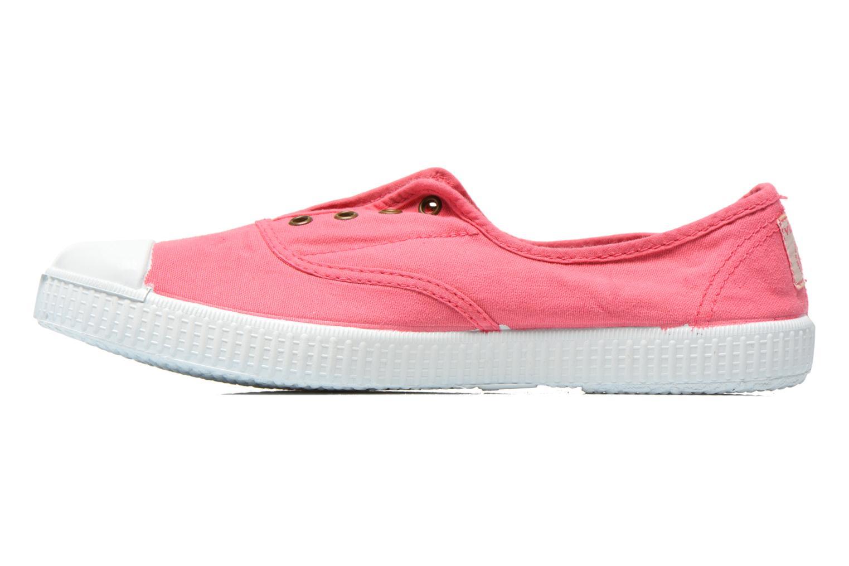 Sneakers Victoria Victoria Elastique W Roze voorkant