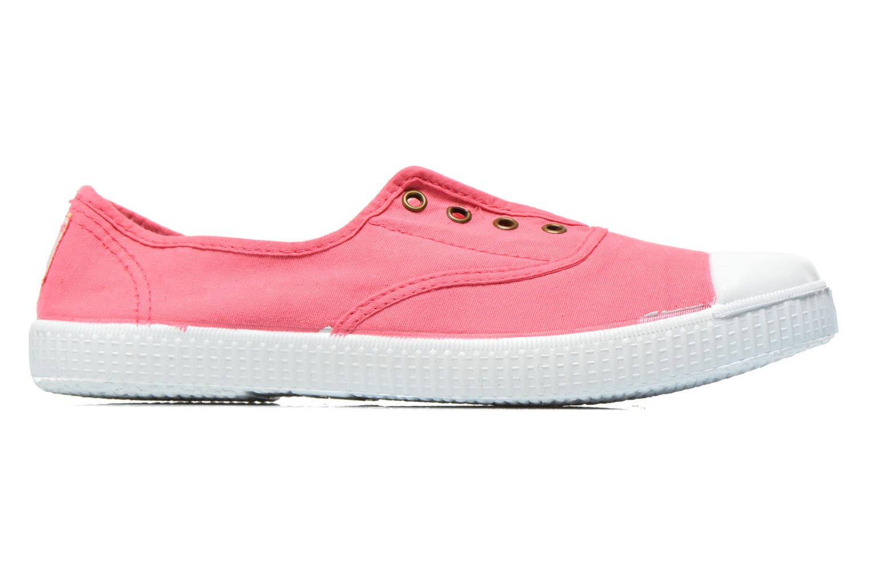 Sneakers Victoria Victoria Elastique W Roze achterkant