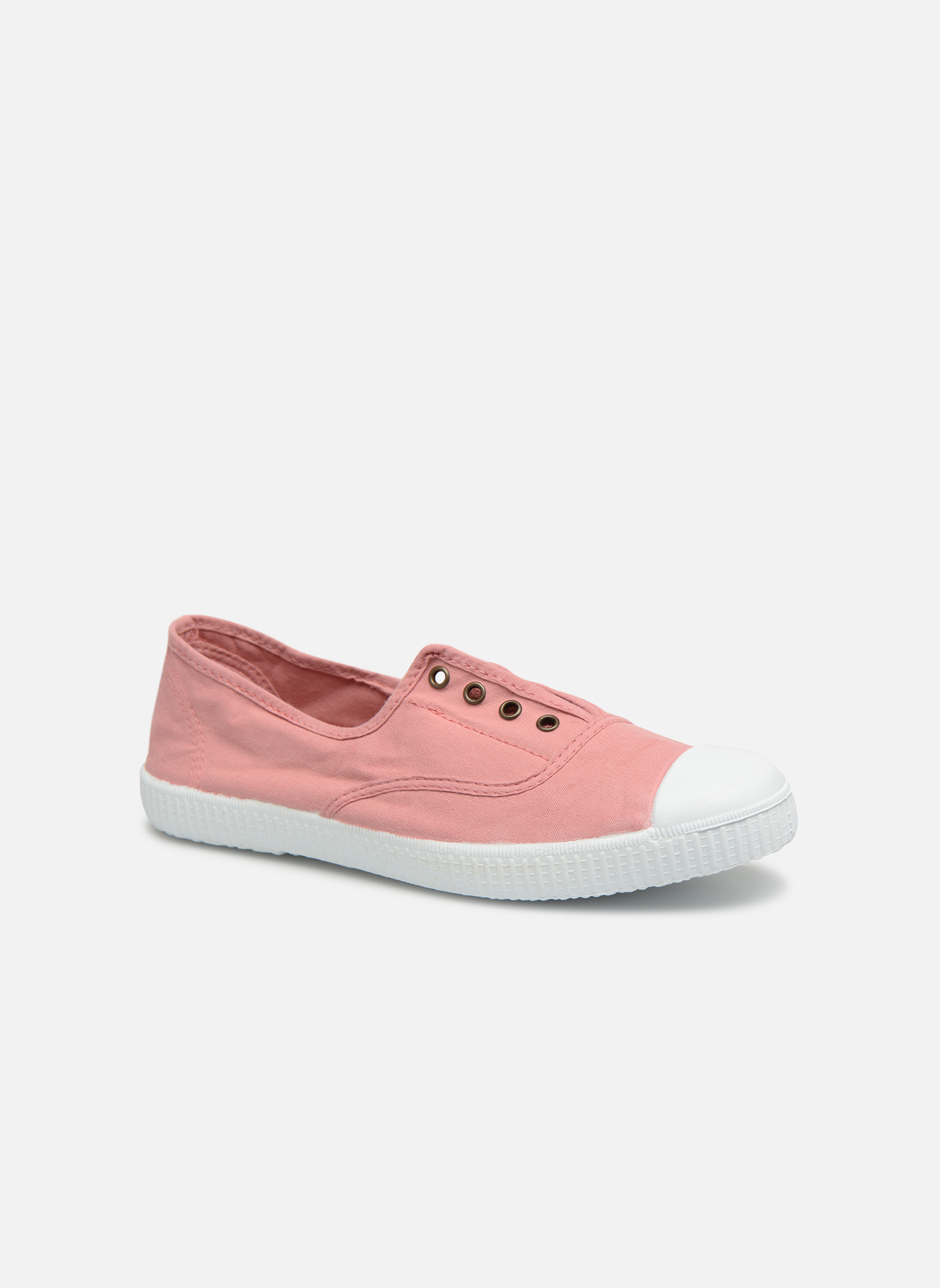 Trainers Victoria Victoria Elastique W Pink detailed view/ Pair view