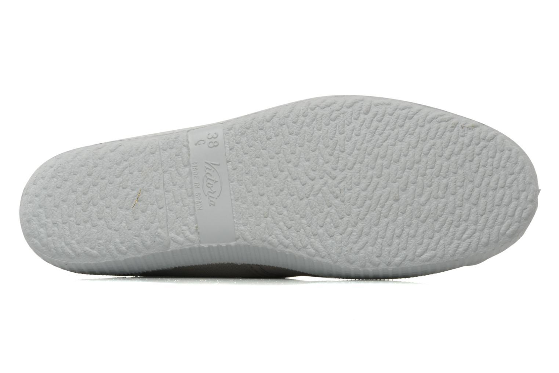 Sneaker Victoria Victoria Elastique W beige ansicht von oben