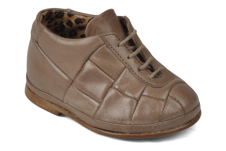 Bottines et boots Free Lance Layette Football Marron vue détail/paire