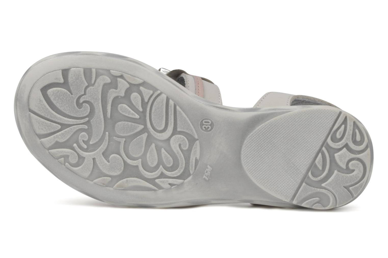 Sandals Hello Kitty Kidans White view from above
