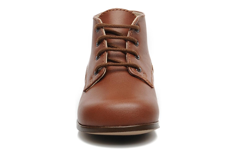 Boots en enkellaarsjes Little Mary Miloto Bruin model