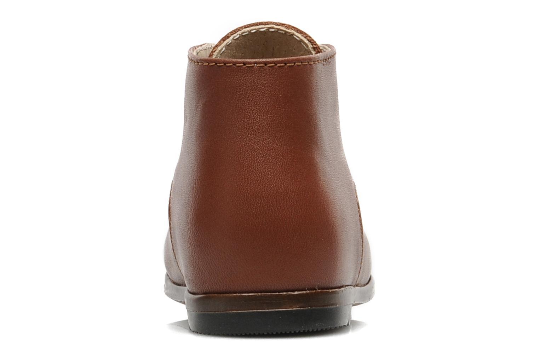 Stiefeletten & Boots Little Mary Miloto braun ansicht von rechts