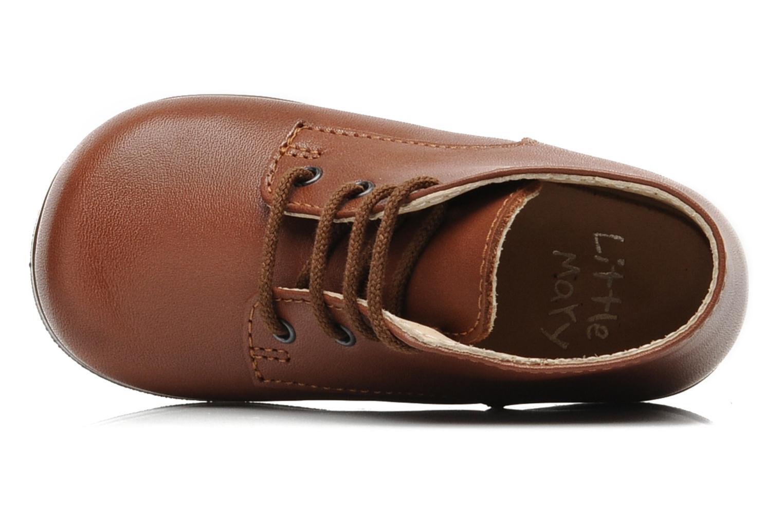 Stiefeletten & Boots Little Mary Miloto braun ansicht von links