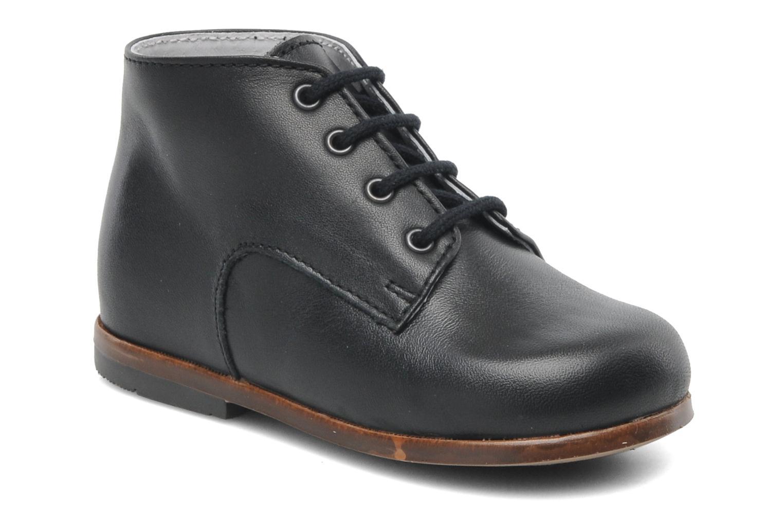 Bottines et boots Little Mary Miloto Noir vue détail/paire