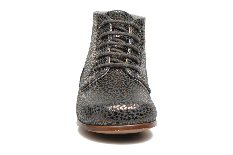 Bottines et boots Little Mary Miloto Argent vue portées chaussures