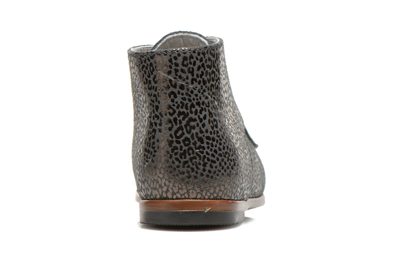 Bottines et boots Little Mary Miloto Argent vue droite