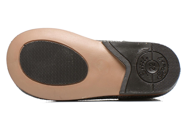 Stiefeletten & Boots Little Mary Miloto silber ansicht von oben