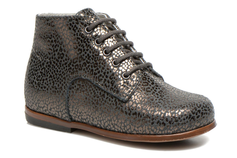 Bottines et boots Little Mary Miloto Argent vue détail/paire