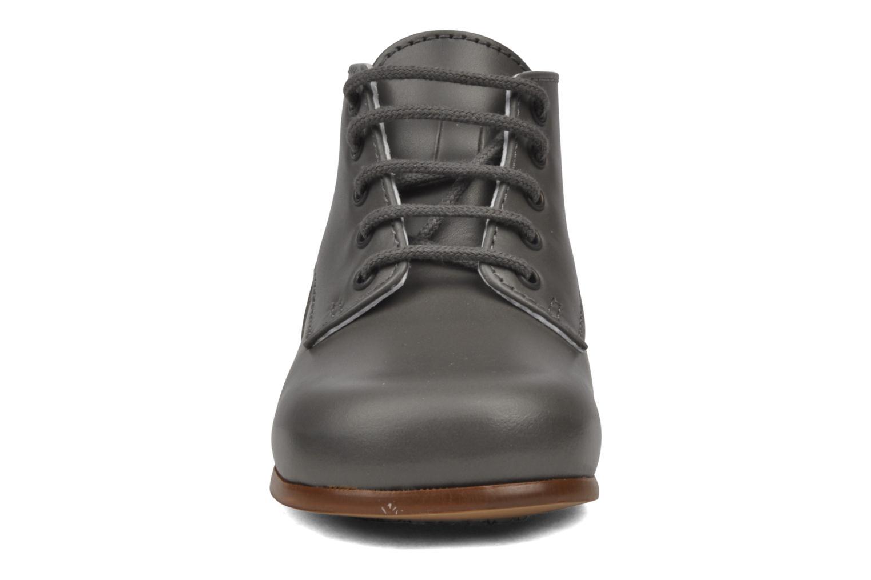 Bottines et boots Little Mary Miloto Gris vue portées chaussures