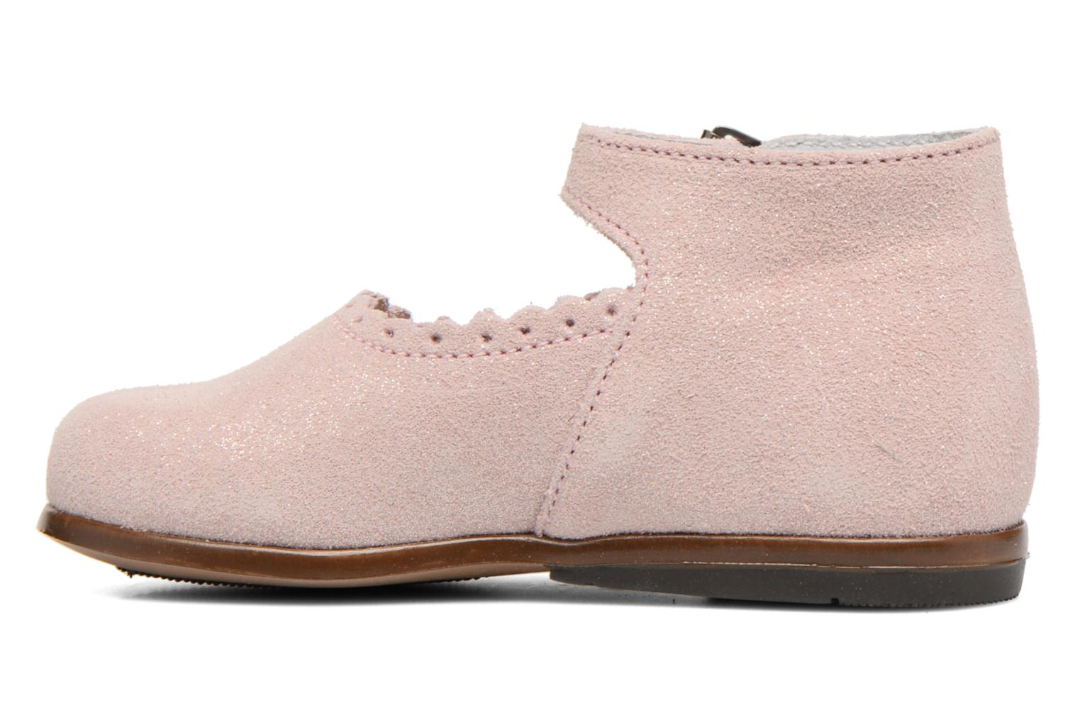 Ballerine Little Mary Vocalise Rosa immagine frontale