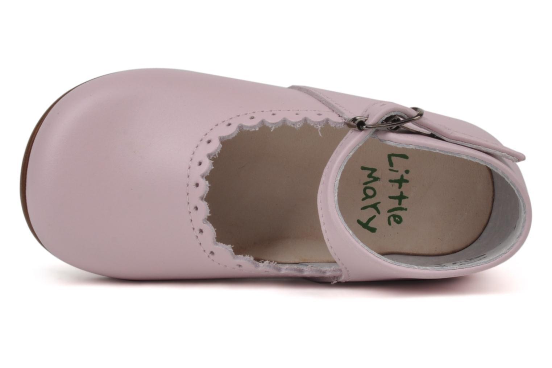 Ballerina's Little Mary Vocalise Roze links