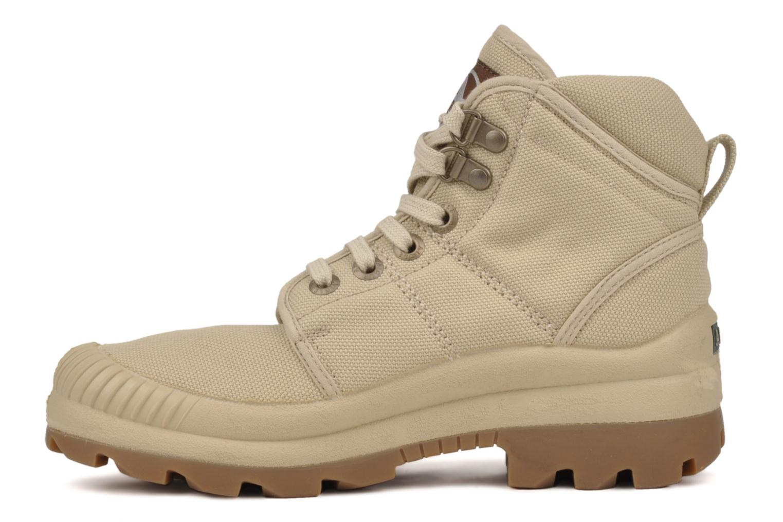 Sneakers Aigle Tenere 2 W Beige bild från framsidan