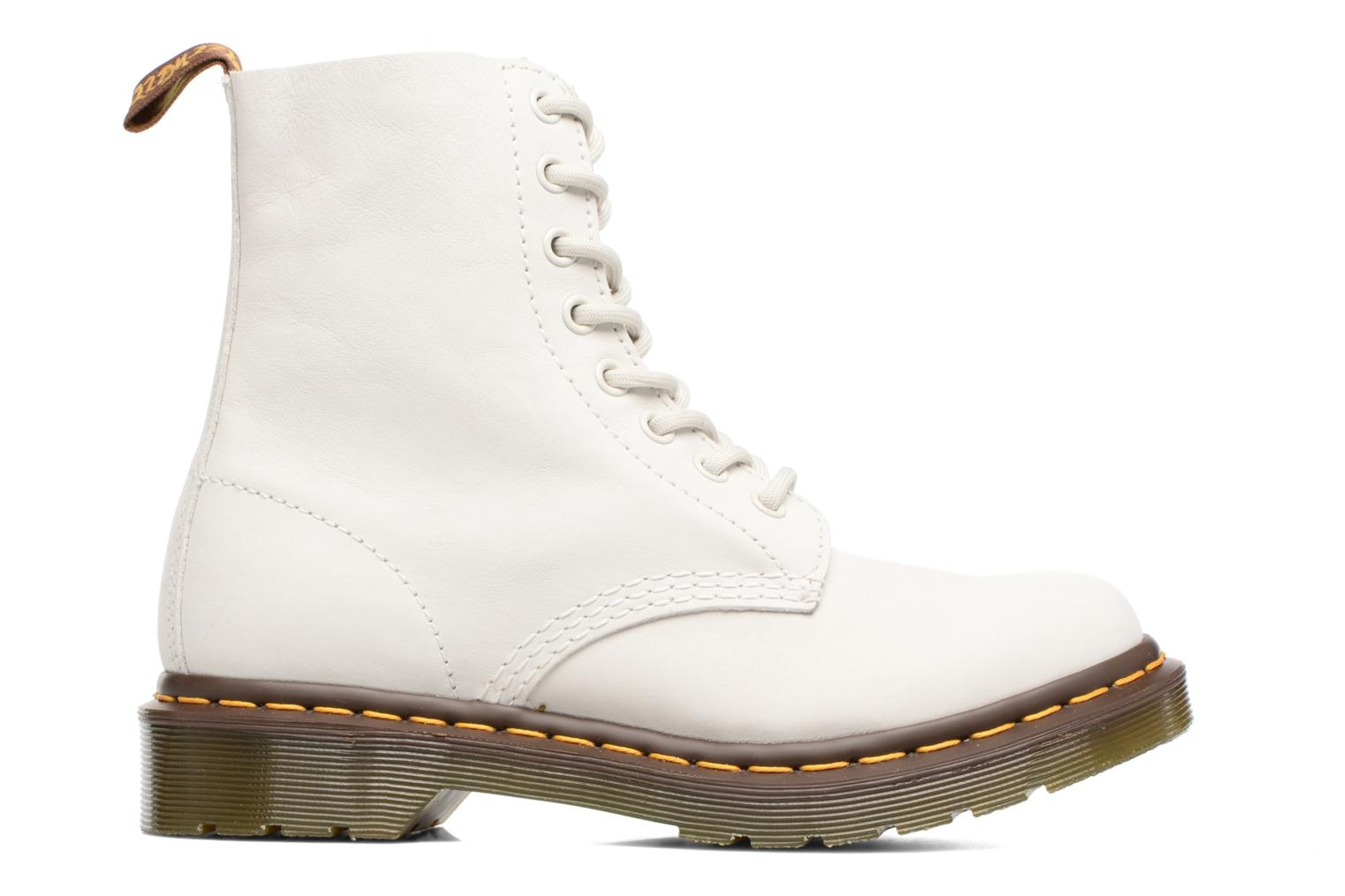 Ankle boots DR. Martens Pascal W White back view