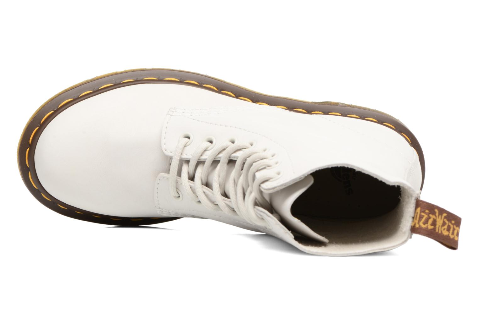 Ankle boots DR. Martens Pascal W White view from the left