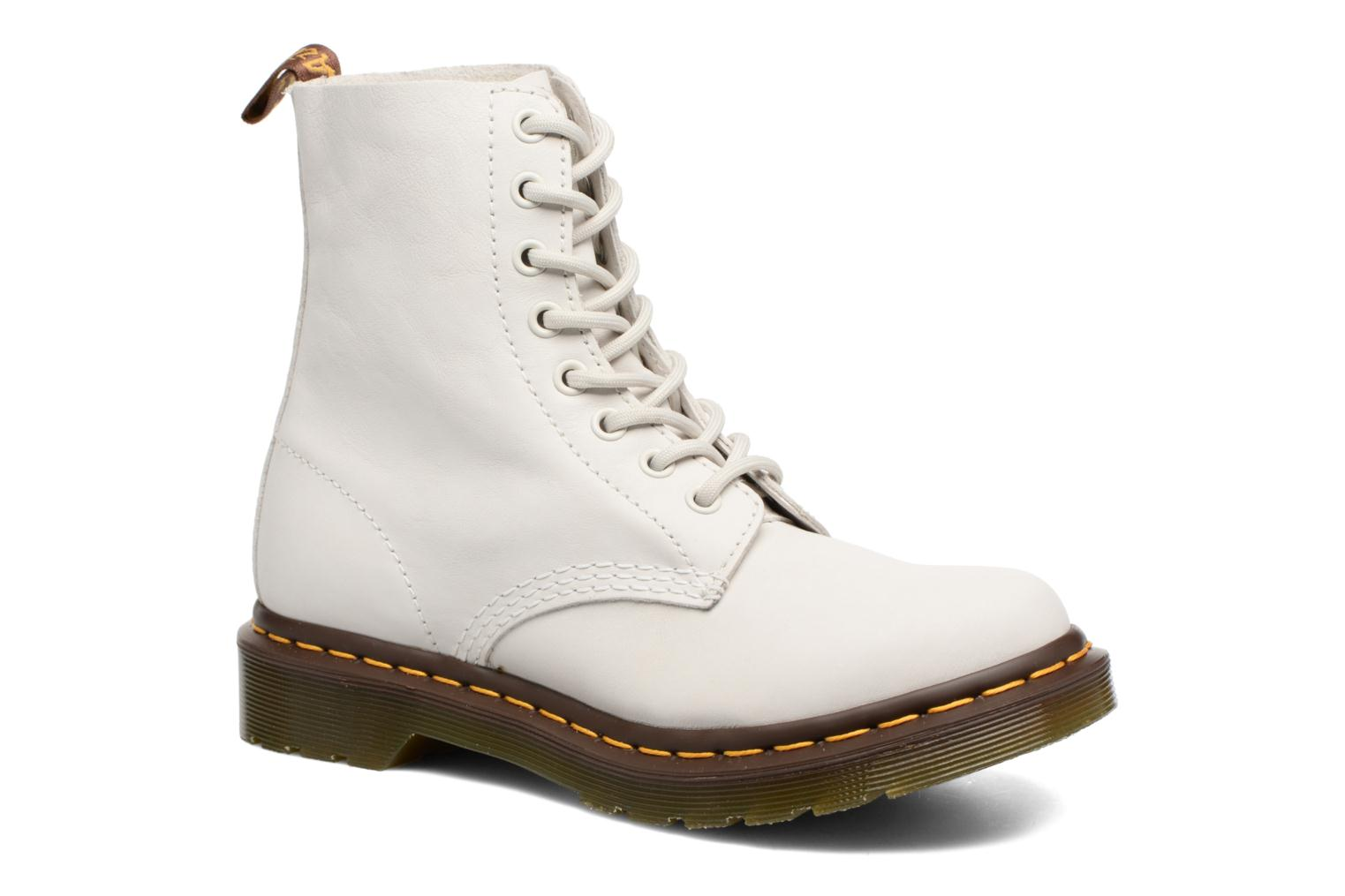 Ankle boots DR. Martens Pascal W White detailed view/ Pair view