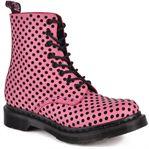 Candy pink/black