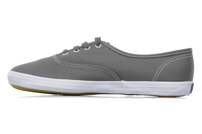 Sneaker Keds Champion Canvas grau ansicht von vorne