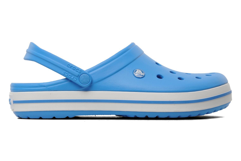 Sandales et nu-pieds Crocs Crocband M Bleu vue derrière
