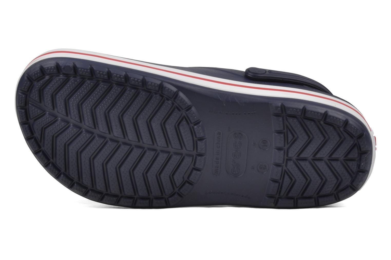Sandali e scarpe aperte Crocs Crocband M Azzurro immagine dall'alto